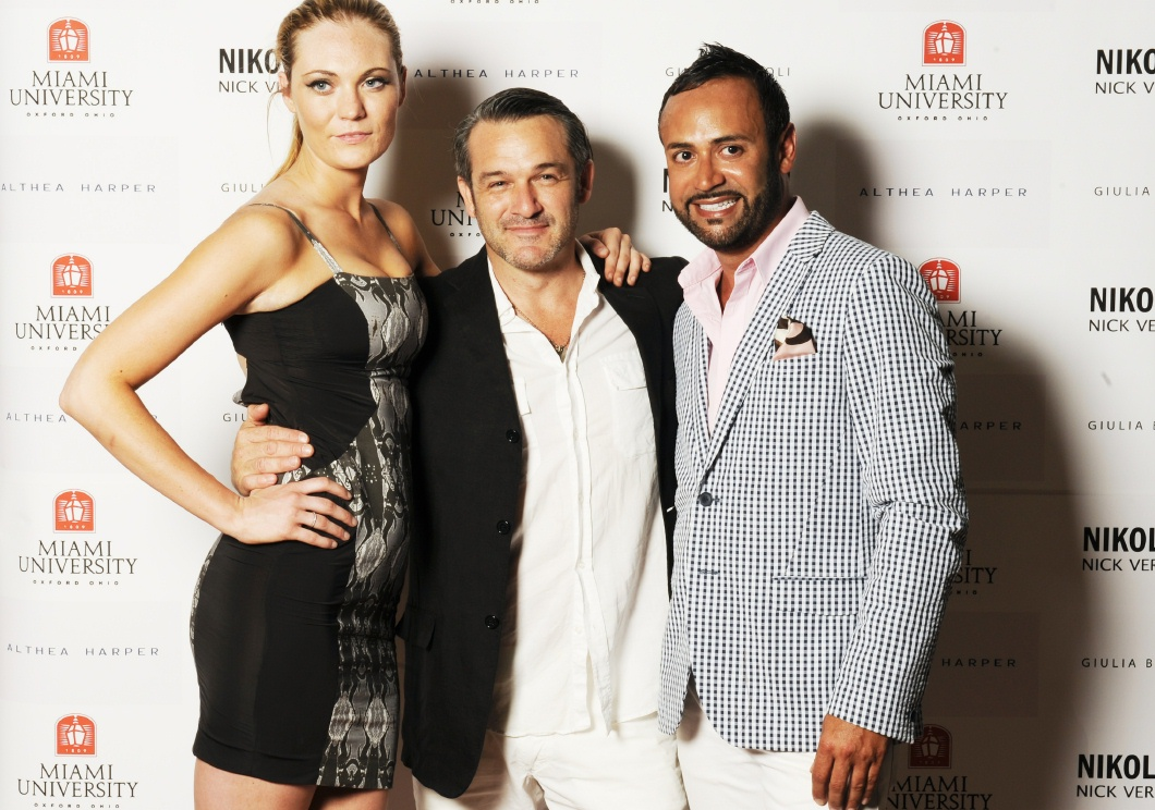 Kopler Fashion School Nick Verreos And Nikolaki