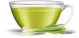 9 Best Drinks Before Sleep-Lemongrass Tea