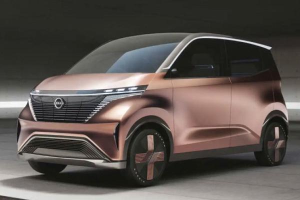 Mobil Listrik Murah Nissan-Mitsubishi Akan Segera Hadir