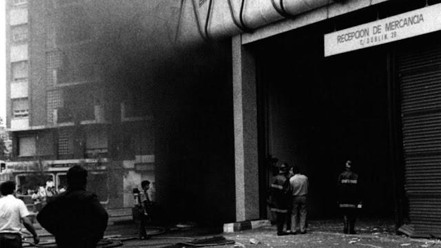 Atentado de Hipercor, 30º Aniversario. El terrorismo de ayer y de hoy