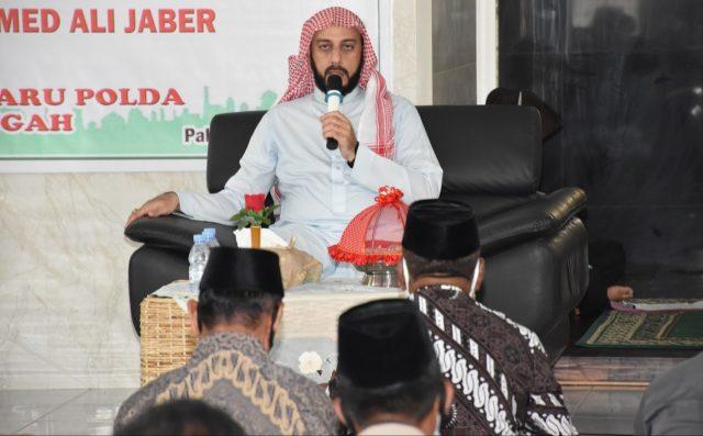 Kronologi Syekh Ali Jaber Positif Covid-19