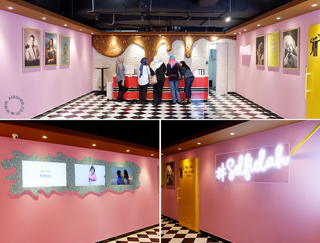 Selfie Museum Malaysia Review, KL Selfie Museum Review, Selfie Museum Bukit Bintang, Selfie Museum Fahrenheit, Selfie Museum Experience, Visit to Selfie Museum Malaysia