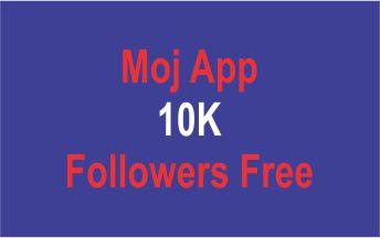 10K Fans on Moj App Followers , MXTakatakMX