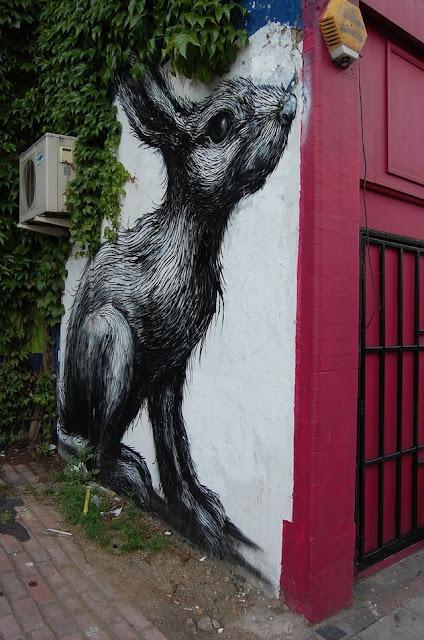 Grafiti Terbaik 2015 - Belakang Rumah