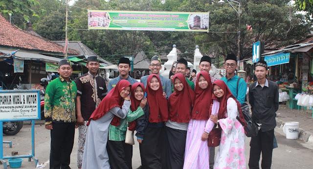 """Rihlah Ilmiah"" bersama rombongan PC IPNU-IPPNU Se Jawa Tengah"