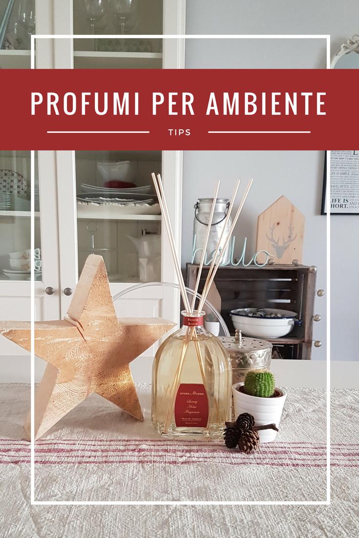 Profumi per la casa home shabby home arredamento interior craft - Profumi per ambienti fatti in casa ...