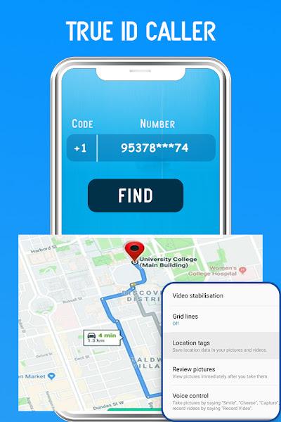تحميل تطبيق True ID Caller Name Caller ID Call Block SMS APK