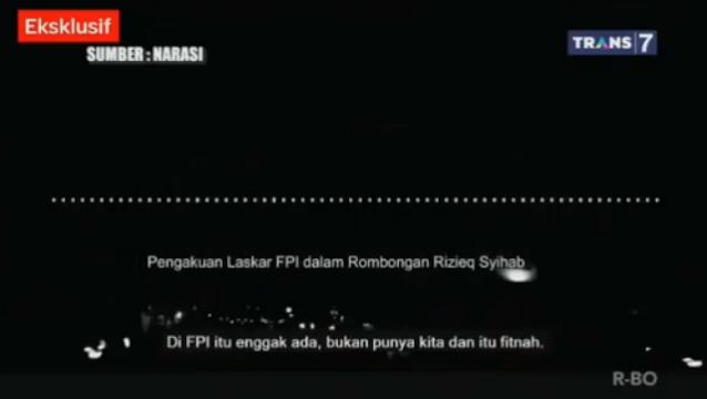 [video] Pengakuan Laskar FPI yang Ikut dalam Rombongan Habib Rizieq di Tol Cikampek
