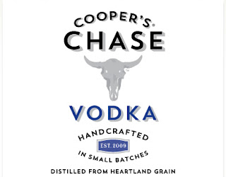 Cooper's Chase Vodka for National Vodka Day