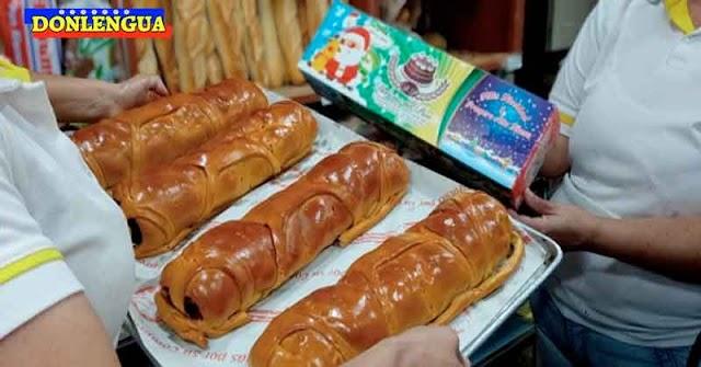 Panaderías de Los Teques ya comenzaron a vender Pan de Jamón a estos alucinantes precios