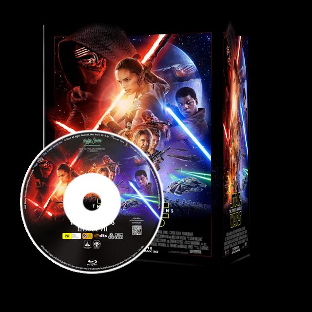 Star Wars El Despertar De La Fuerza Doblada: Star Wars: El Despertar De La Fuerza 2016 Episodio VII