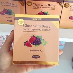 Gluta All In One Gluta Berry Thailand
