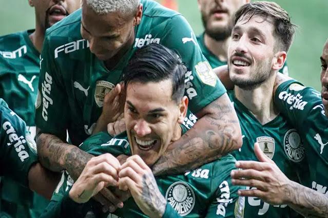 Palmeiras sustenta liderança no Brasileirão; veja os resultados da 11ª rodada
