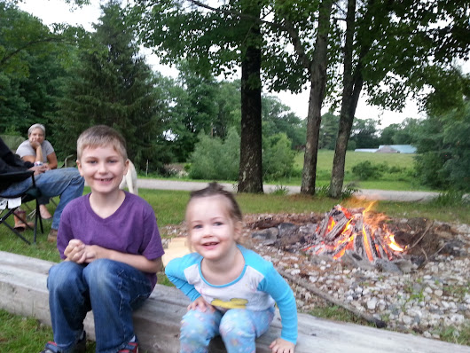 Homesteading with Children
