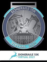 Doneraile Virtual 10k - 11-13th Jun 2021