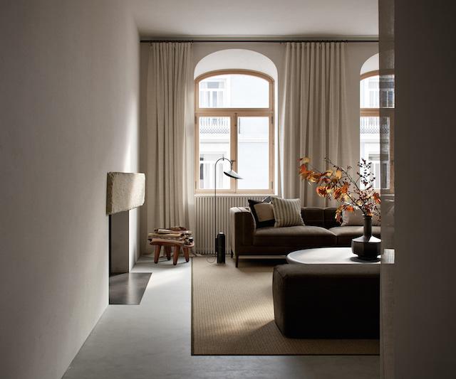 Goerlich Apartment by Gabriel Fabra Pérez