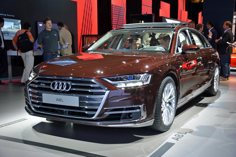 Audi A8 L 2018 Review, Specs, Price - Carshighlight.com