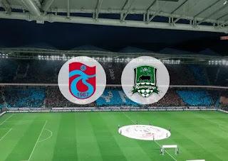 Трабзонспор - Краснодар прямая трансляция бесплатно 24 октября 2019 смотреть онлайн в 22:00 МСК.