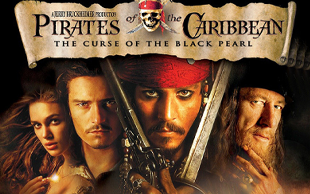 Pirates of the Caribbean 1 (2003) Full Movie Hd 720p & 1080p