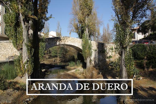 Aranda de Duero, capital de la Ribera (Burgos)