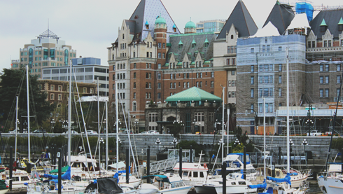 Victoria Harbour British Columbia