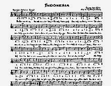 Lagu Indonesia Raya dari masa ke masa