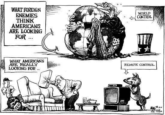 Global Chaos: More on Hegemony