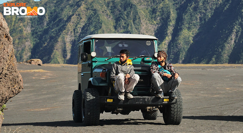 wisata di gunung bromo kondisi new normal