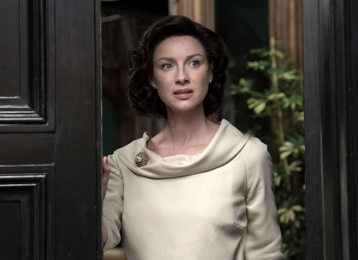Performers Of The Month - September Winner: Outstanding Actress - Caitriona Balfe