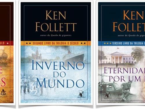 Resenha: Trilogia O Século - Ken Follett