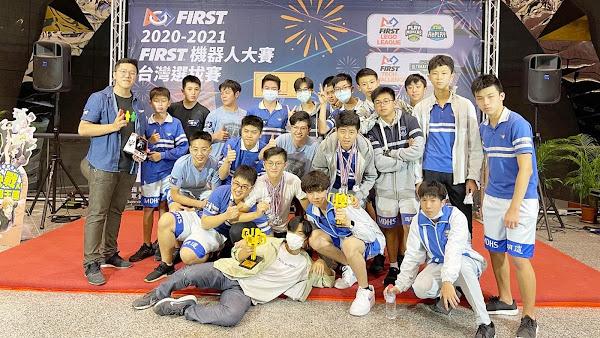 明道中學國際部機器人社團 勇奪FTC台灣選拔賽亞軍