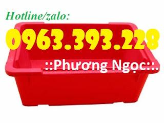 Thùng nhựa đặc A4, hộp nhựa linh kiện, khay nhựa chứa đồ Thung_nhua_dac_A4_2