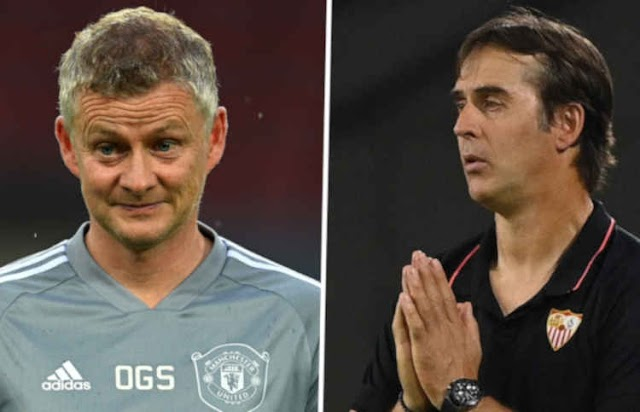 Manchester United is the biggest club in the world - Sevilla coach Lopetegui