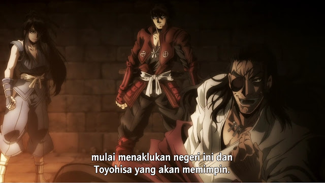 Drifters Subtitle Indonesia Episode 04