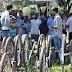 Olha que legal: Refugiados recebem bicicletas para facilitar mobilidade