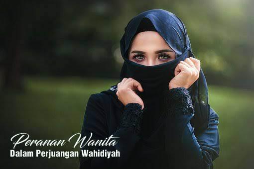 Peranan Seorang Wanita Dalam Perjuangan Wahidiyah