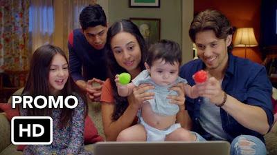 """Party of Five Episódio 1x01  """"O amor os mantém juntos"""" Promo HD"""