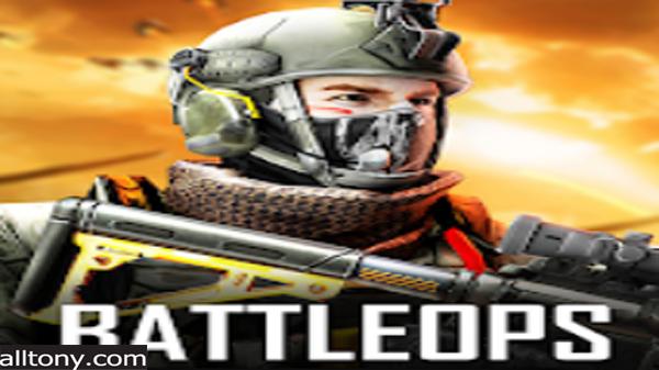 تحميل لعبة  BattleOps للأندرويد APK بدون انترنت