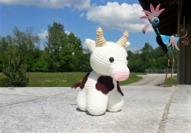 Triceratops Amigurumi Free Dinosaur Crochet Pattern | Crochet dinosaur  pattern free, Crochet patterns amigurumi, Crochet dinosaur patterns | 442x634