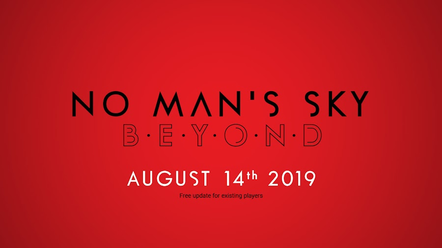 no mans sky beyond expansion update release date august 14 vr support