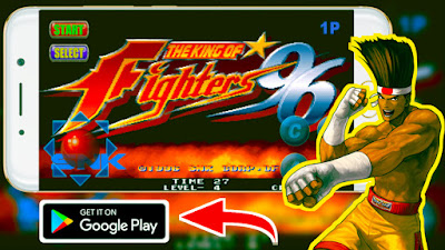 the king of fighters 96 download