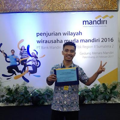 FINALIS Wirausaha Muda Mandiri 2016 Jambi