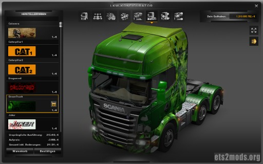 Scania Skin Pack by TiroLoco