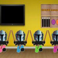 8bGames – 8b Star wars Yoda Escape