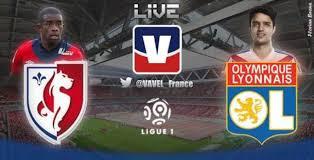 Olympique Lyonnais vs  Lille OSC French League 1st Div شاهد مبارات المبيك ليون - ليل مباشرتا