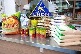 Program CSR Hasil Prihatin agih 5,055 bakul makanan