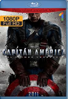 Capitan America El Primer Vengador [2011] [1080p BRrip] [Latino-Inglés] [GoogleDrive] chapelHD