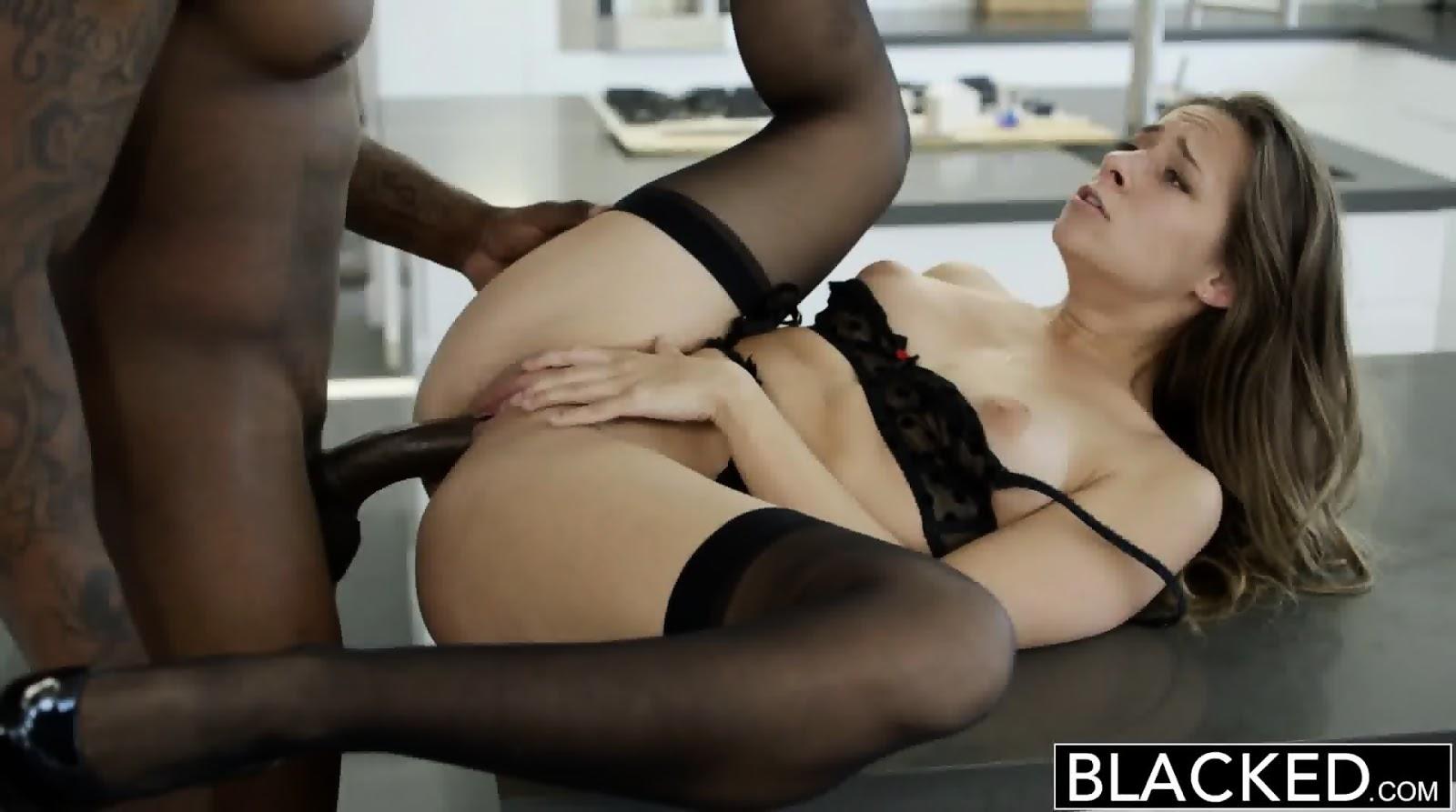 Blacked - My Girlfriends Hot Sister Loves BBC!