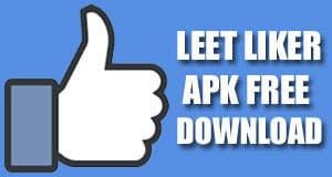 Leet-Liker-APK-Download