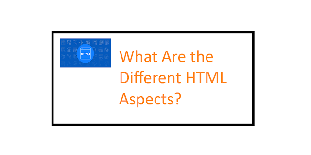 Different Html Aspect